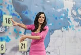 Image result for itv weather girls