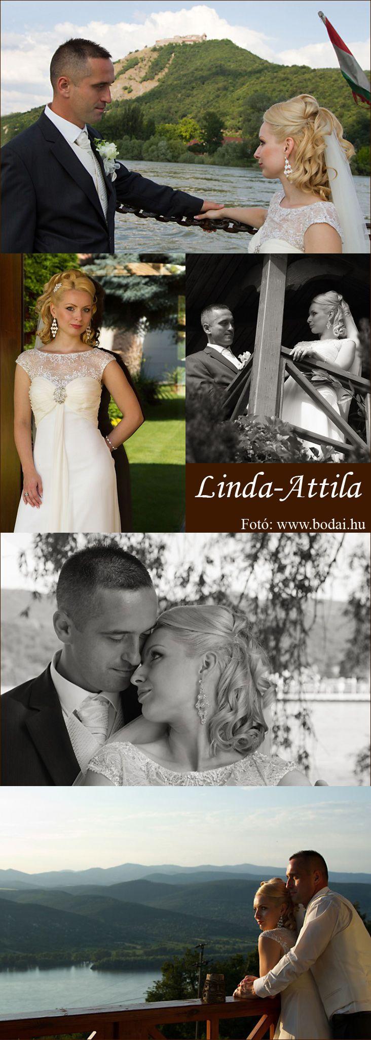Esküvői fotók Visegrádon  http://www.bodai.hu