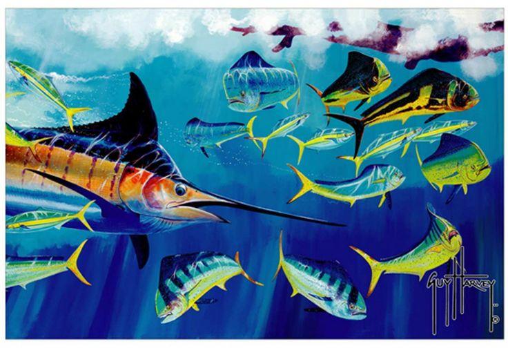 fish marlin desktop 1920x1200 - photo #35