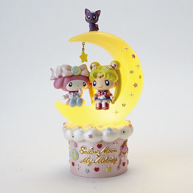 "Crunchyroll - ""Sailor Moon"" and ""My Melody"" Back Together for More Usagi Cuteness"