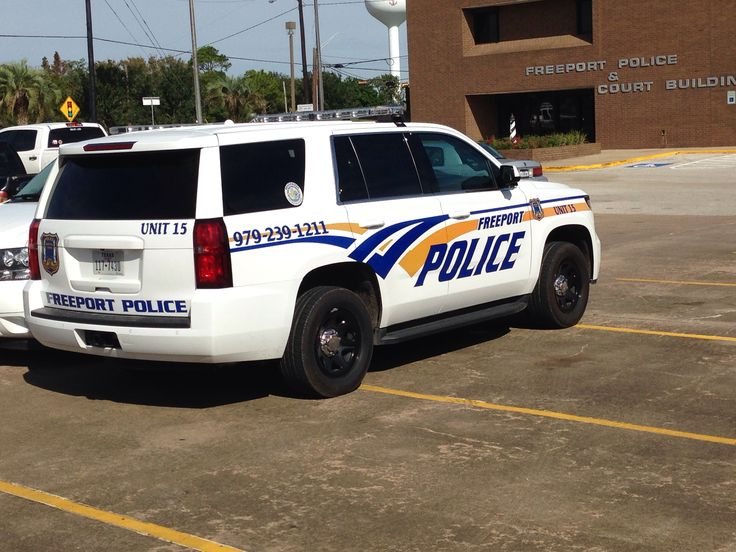 Freeport Police Department Chevy Tahoe (Texas) Police