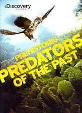 Prehistoric predators of the past.
