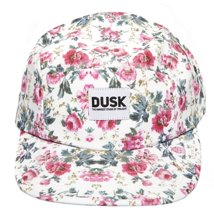 Image of Classic Floral 5 Panel