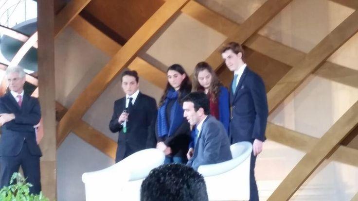 Maurizio Martina per la Toscana ad #italia2015 #raiexpo #expoidee #expo2015 #italia #worldfair #firenze