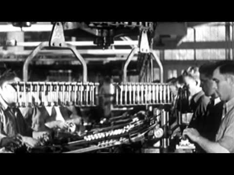 The Origins of Lean Manufacturing [VIDEO] | Manufacturers Monthly