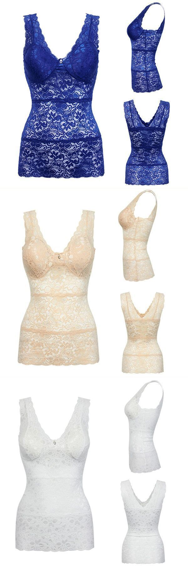 Women plus size full lace thin breathable no rims padded removable yoga bra vest fashion bra online india #bra #open #in #fashion #show #bra #penty #fashion #show #jual #bra #fashion #without #bra #fashion #show
