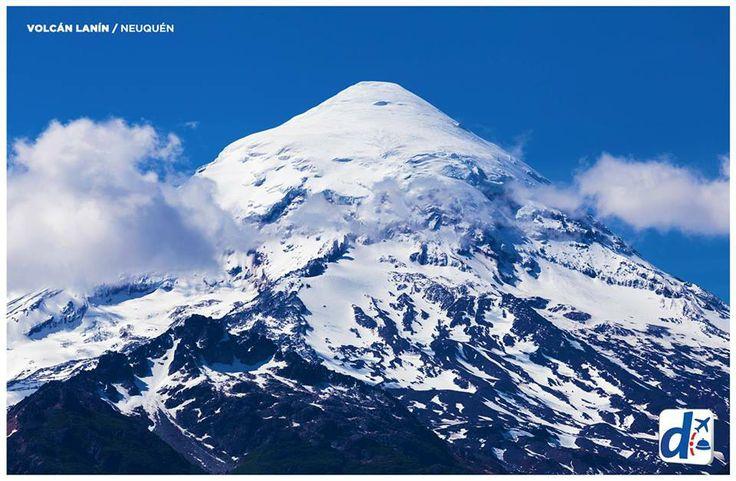 #Neuquén - Argentina --> Volcán Lanín.