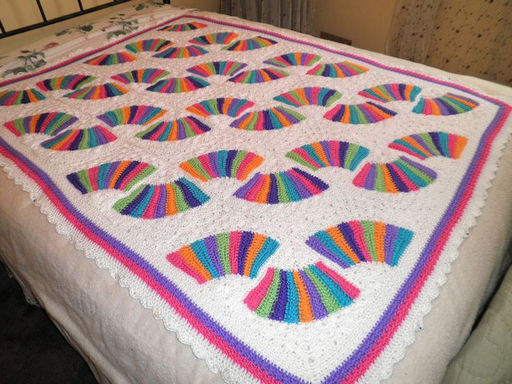 Shannon's requested afghan2 | by Jazzys Mom