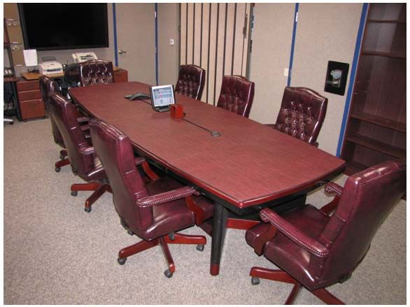 We can put together special discounted conference table pad packages for multi-office orders to accommodate your corporate and budget needs. We provide a free consultation with our office designer and create a professional look that will protect your office needs.
