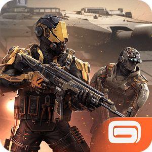 Modern Combat 5: eSports FPS 2.9.0k (God Mode) Apk   Data
