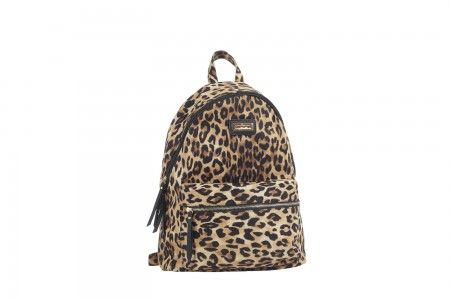 Animal rygsæk in leopard from Ulrika. Take the Savannah with you!