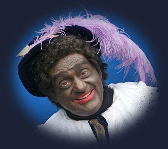 Zwarte Piet # Wegwijspiet