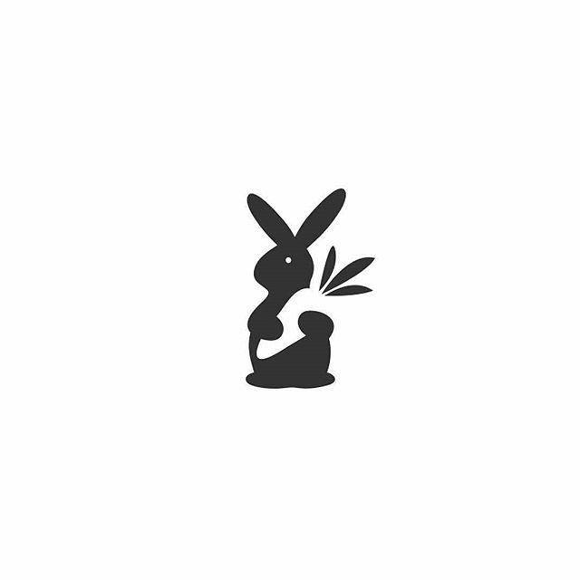 #Repost @negativespacelogos ・・・ Rabbit by Aditya Chhatrala @aditya_chhatrala #logo #logodesign #minimalism #logooftheday #like4like #graphicdesign #trademark #illustration #f4f #followme #negativespace #negativespacelogo #studiodixneuf