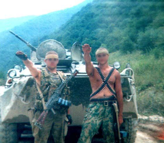 Первая Чеченская война - Пошук Google