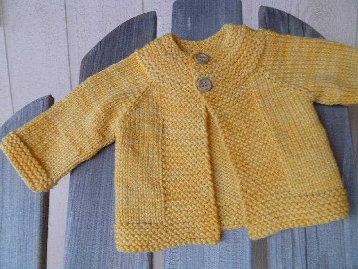 Knitting Sweater Designs For Baby : Best easy baby cardigan knitting patterns images on