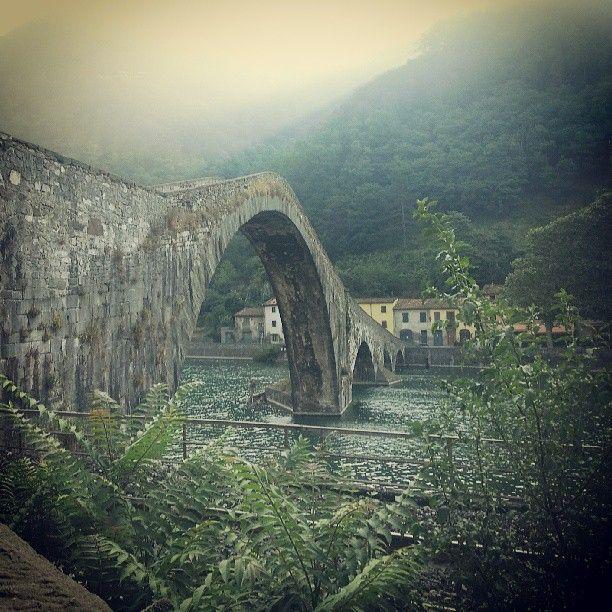 Borgo a Mozzano nel Lucca, Toscana