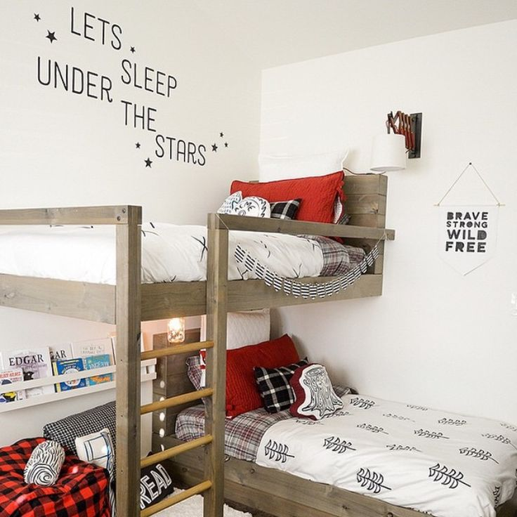 FREE Bunkbed Plans How to design