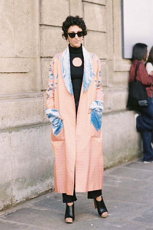 Vanessa Jackman: Paris Fashion Week SS 2017....Yasmin
