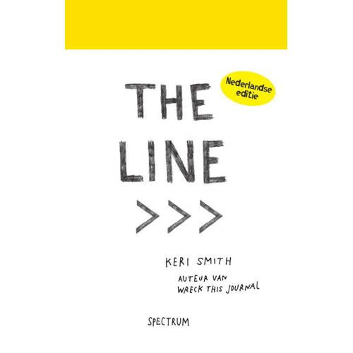 The line – Keri Smith – Products