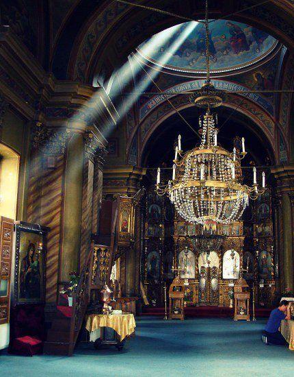 """Saint Catherine"" Church, Bucharest, Romania"