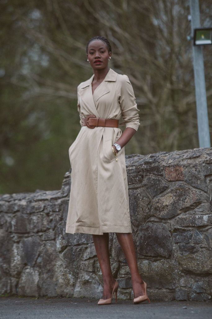 Classic Trench Coat Image