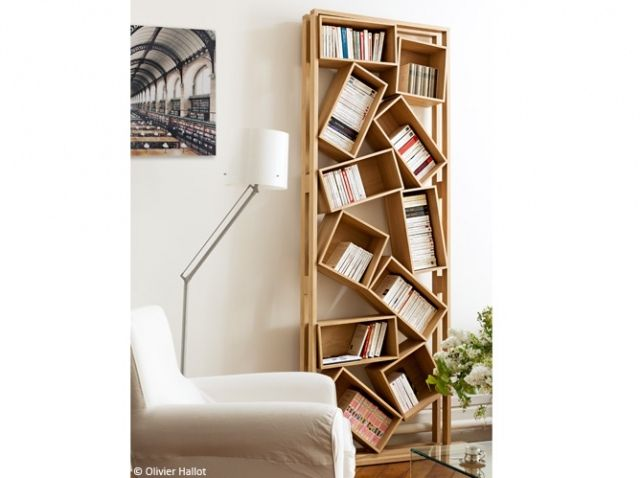 Connu Les 25 meilleures idées de la catégorie Bibliotheque design sur  EP23