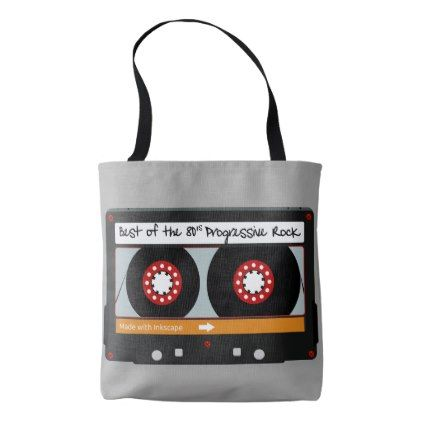 Stock market musical subject tote bag  $23.70  by malulinda  - custom gift idea