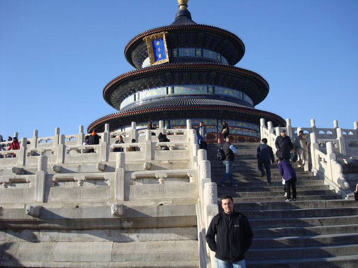 Beijing Business , Temple of Heaven