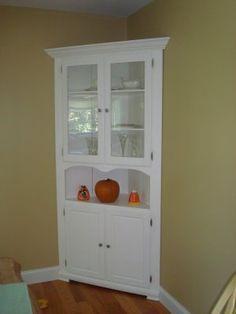 best 25+ corner china cabinets ideas on pinterest | corner hutch