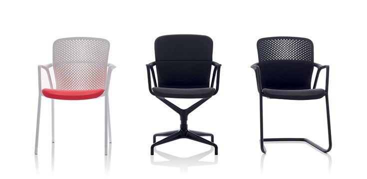 60 migliori immagini office chairs su pinterest sedie da for Sedia ufficio herman miller