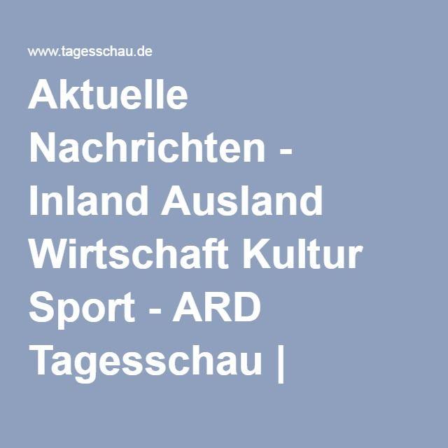 Trump Anschlag - Aktuelle Nachrichten - Inland Ausland Wirtschaft Kultur Sport - ARD Tagesschau | tagesschau.de