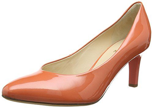 Högl 1- 10 6005, Damen Pumps, Orange (8700), 34.5 EU (2.5 Damen UK) - http://geschirrkaufen.online/hoegl/hoegl-1-10-6005-damen-pumps-orange-8700-34-5-eu-2-5-uk