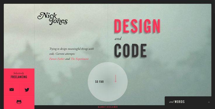 http://www.narrowdesign.com chgmt du site au scroll et jeux de flous