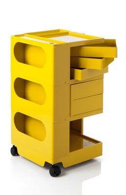 17 migliori immagini su l 39 ufficio ideale su pinterest - Mini cassettiera ikea ...