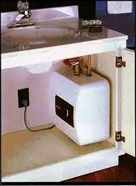 Under Sink Tankless Water Heater