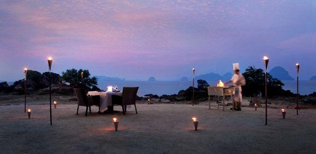 Ritz-Carlton Phulay Bay, Tailandia