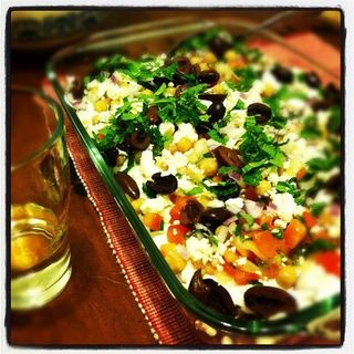 Greek Style Nine-Layer Dip