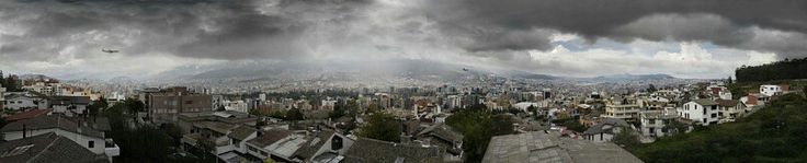Quito. Vladimir Brylyakov. 2008