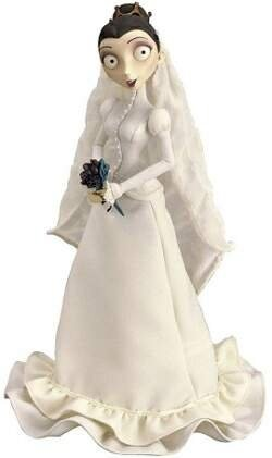 Best Price Corpse Bride Victoria Wedding Dress Collector's Doll Buy online and save - http://wholesaleoutlettoys.com/best-price-corpse-bride-victoria-wedding-dress-collectors-doll-buy-online-and-save
