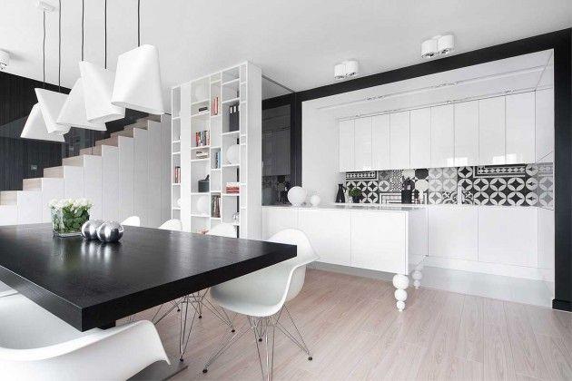 Căn hộ được đánh giá rất cao về sự đơn giản, thiết kế tốt, vật liệu chất lượng cao và bố trí sắp xếp nội thất rất tiện lợi