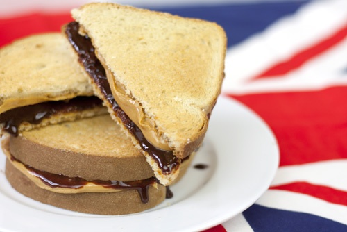 PB & Marmite.   Marmite on toast with Smooth Operator peanut butter.  New Zealand medal-winners at the 2012 London Olympics are being awarded with jars of Marmite, now coveted due to the recent shortage.
