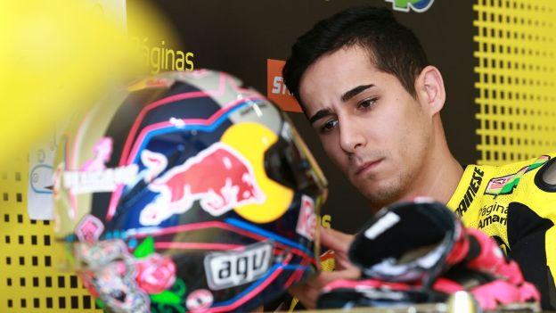 La carrera deportiva de Luis Salom. Galería de fotos - Motorpress Ibérica