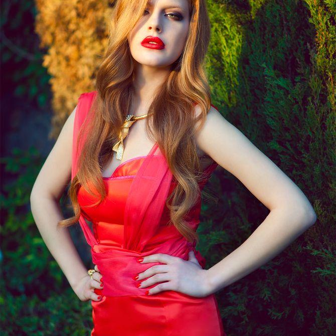 Pink Dress Sorcha Design | Apparel | Upstored