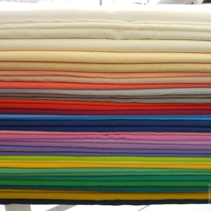 Купить или заказать Батисты шелковые, Alta moda в ассортименте в интернет-магазине на Ярмарке Мастеров. Батисты однотонные, шелк 30%+хлопок70%, шир. 140см, Alta moda, пр-во Италия. Шелковистые за счет содержания шелка, слегка прозрачные, шикарные по качеству, однотонные батисты пр-ва Италия, цвета в ассортименте. Прекрасно подходят для использования в качестве самостоятельного материала и для подкладов в летние изделия.