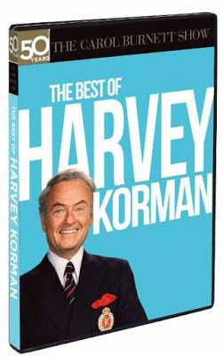 New Age Mama: THE CAROL BURNETT SHOW: THE BEST OF HARVEY KORMAN