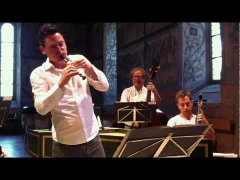 Playing the recorder - definitely not just an instrument for kids