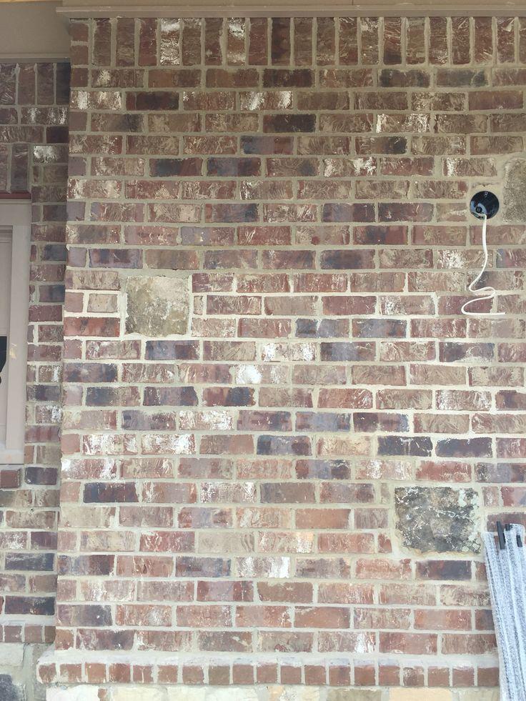 Millcreek Brick With Mortar Is Argos Light Buff Brick Close Ups In 2019 Brick Brick Patios