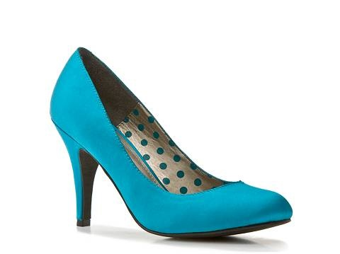 Fergalicious Utopia Pump Pumps & Heels Women's Shoes - DSW.   THEY HAVE SIZE 11s Kierah!!  And they are $35.