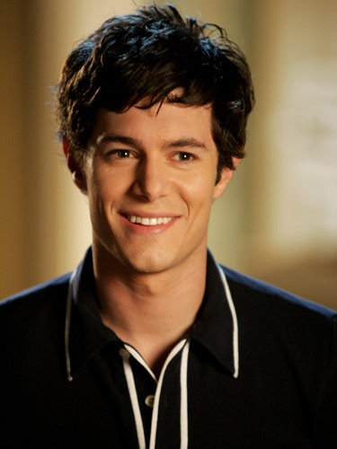 I had the biggest crush on Adam Brody since episode 1 of the O.C...