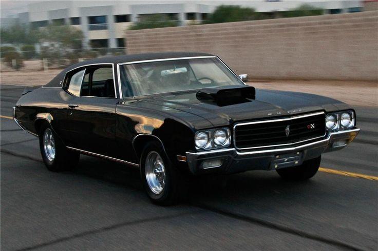 1970 Buick Skylark Pro Street